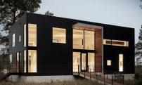 Modelo de casa modular Nro. 2