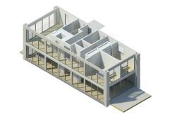 Modelo Casa modelo P2-84