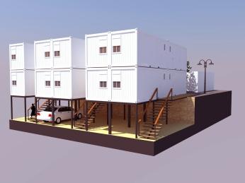 arqbim-containers modular
